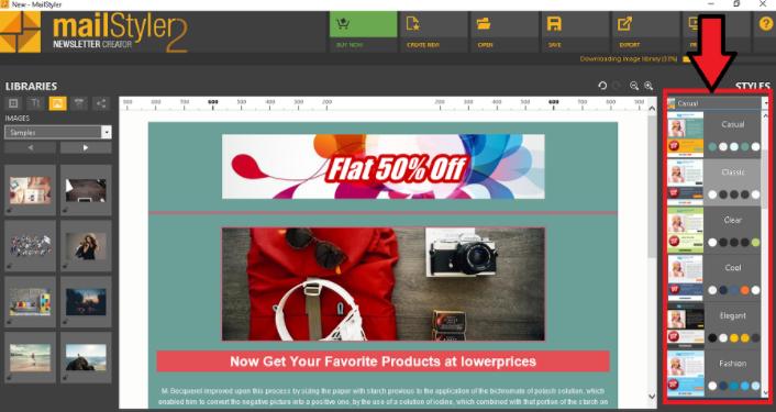 MailStyler Newsletter Creator Pro 2.2 crack download